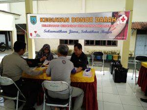 Donor Darah ke-2