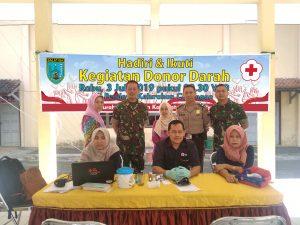 Donor Darah ke-3